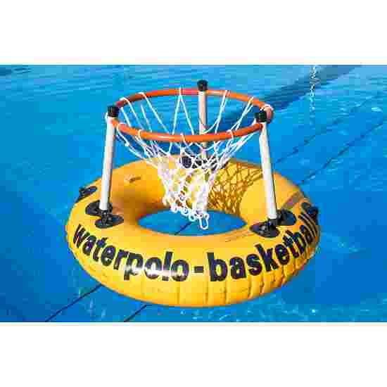 Water-Basketbal-Ring met band