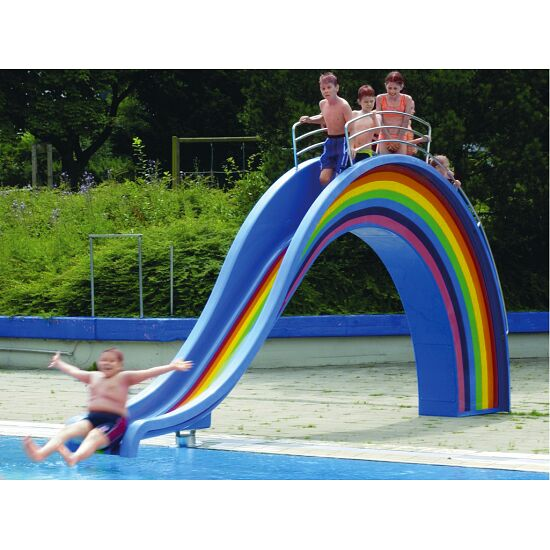 "Waterglijbaan ""Big New Rainbow"" Big New Rainbow"