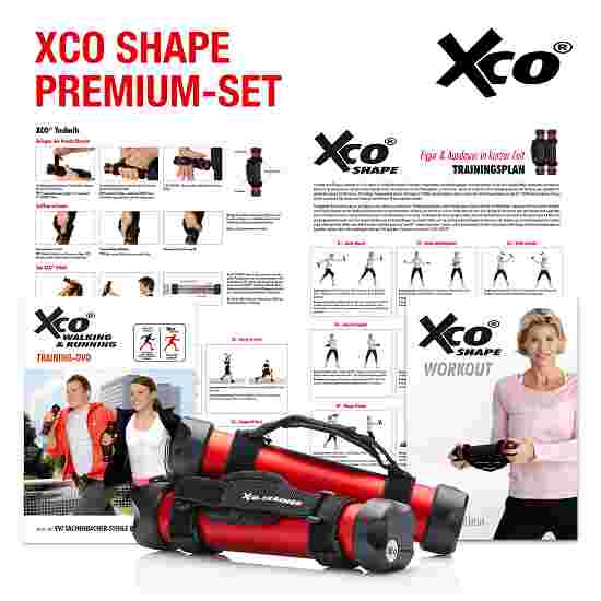 XCO ALU Premium set incl. 2 trainingsprogramma's op dvd (Duits)