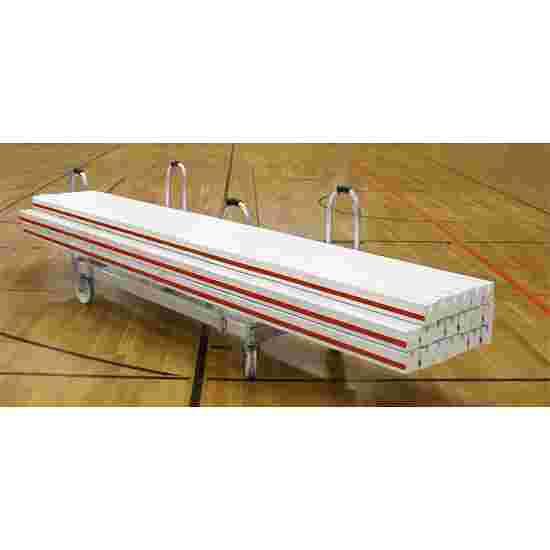 Zaalhockey-Balken Met kunststof bescherming