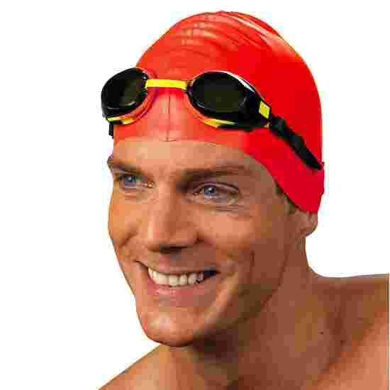 Zwemmuts van latex Rood
