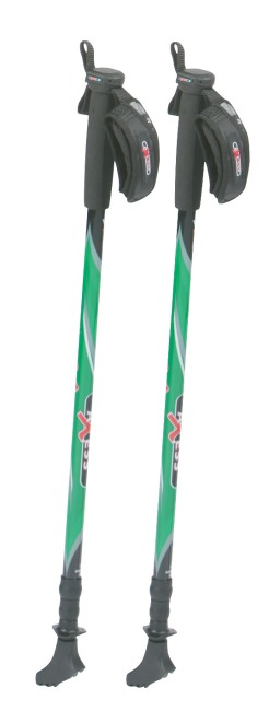 Axess® Nordic Walking Telescopische Stokken