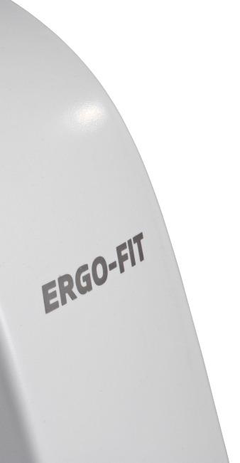 """Ergo-Fit® """"Recumbent 4000"""" fietsergometer 4000"""