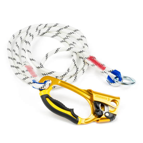 Hoogteversteller met touw