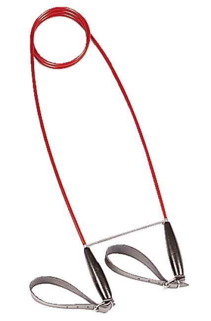 Originele Bali-Impander 6 kg, rood, medium