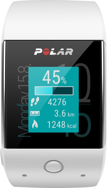 """Polar® GPS Smartwatch """"M600"""" Wit"""