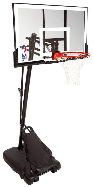 """Spalding Basketbalinstallatie """"NBA Gold Exacta High Lift Portable"""""""