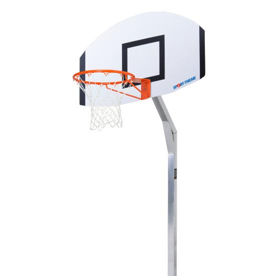 """Sport-Thieme® Basketbalinstallatie """"Jump"""" Met 65 cm oversteek"""