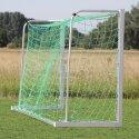 Sport-Thieme® Jeugdvoetbaldoel 5x2 m, vierkant profiel, mobiel Vastgeschroefde hoekverbindingen