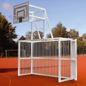 Basketbalinstallatie