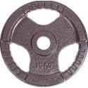 Sport-Thieme® Gietijzeren Wedstrijdhalterschijven 15 kg