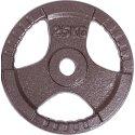 Sport-Thieme® Gietijzeren Wedstrijdhalterschijven 25 kg