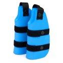 """Sport-Thieme® Beendrijvers """"Sportime"""" Maat XL, blauw, hoogte 31 cm"""