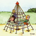 "Huck Cheops-piramide ""Mini"""