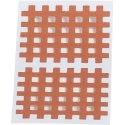 Jovitape Aku Rastertape 40 pleisters 5,2x4,4 cm