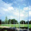 Bescherm- en stopnetten met standaardhoogte 4 m, 4 mm, 4 mm, 4 m