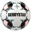 """Derbystar Voetbal """"Brillant TT"""" Wit-groen"""
