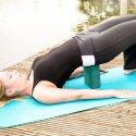 Sport-Thieme® Yoga Blok Zacht, groen