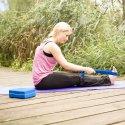 Sport-Thieme® Yoga Blok Hard, blauw