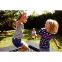 """Eurotramp® Kidstramp """"Playground"""" Springdoek vierkant"""