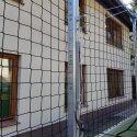 Volleybal-Installatie Voor courts minder 10 m breed
