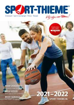 Sport-Thieme catalogus