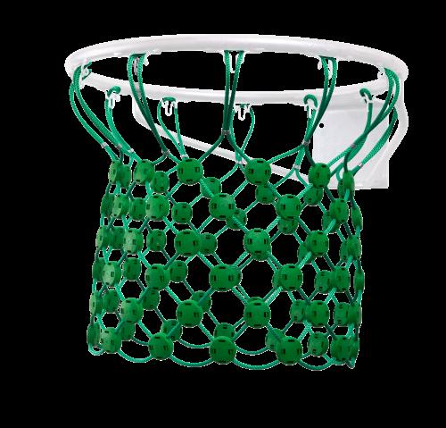 Basketbalnet van Herculestouw