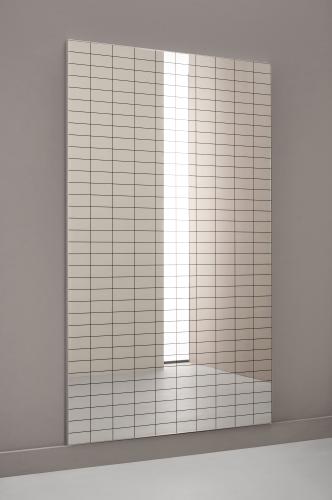 Dinamica Ballet Correctie-Wandspiegel met raster