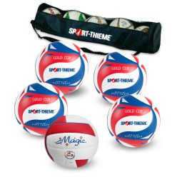 Sport-Thieme® Volleybal-Set