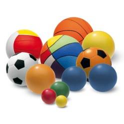 """Sport-Thieme® PU-Schuimstofballen-Set """"Maxi"""""""