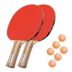 "Sport-Thieme® Tafeltennisbat-Set ""Rom"""