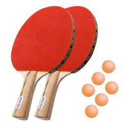 "Sport-Thieme® Tafeltennisbat-Set ""Wien"""