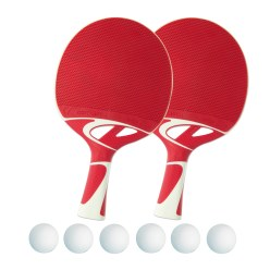 "Tafeltennisbat-Set ""Tacteo 50"""