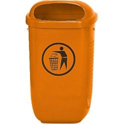 Afvalbak volgens DIN Groen, Standaard