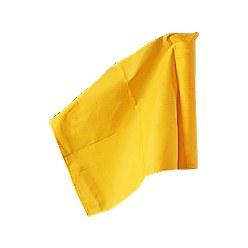 Sport-Thieme® Vlag voor grenspaal ø50 mm