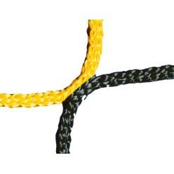 Knopenloos Herenvoetbaldoelnet 750x250 cm
