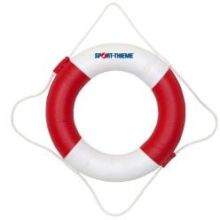 Reddingsring voor de sportscheepvaart en watersport 22 kp draagvermogen, rood-wit