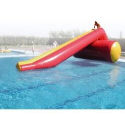 Airkraft® waterglijbaan