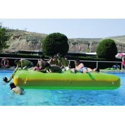 Airkraft® Zwem- en springeiland