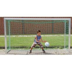 Doelnet voor streetsoccer-voetbaldoel