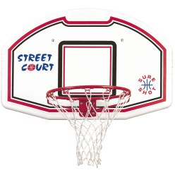 "Basketbal-Wandset ""Home"""