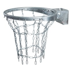 "Sport-Thieme® Basketbalring ""Outdoor"", neerklapbaar"