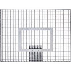 Basketbaldoelbord van gaasweefsel