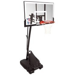 "Spalding Basketbalinstallatie ""NBA Gold Exacta High Lift Portable"""