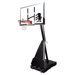 "Spalding Basketbalinstallatie ""NBA Platinum Helix Lift Portable"""