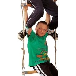Verbindingstouwen voor trapezestangen