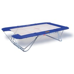 "Eurotramp® trampoline ""Grand Master Exclusiv Open End 6 x 6"""