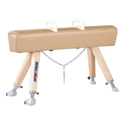 Sport-Thieme® Voltigepaard Met metalen poten