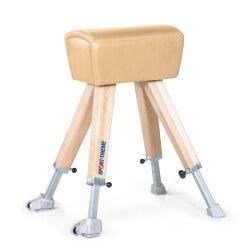 Sport-Thieme® Turnbok met houten poten