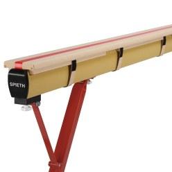 Spieth® Loopvlakverbreding voor evenwichtsbalk